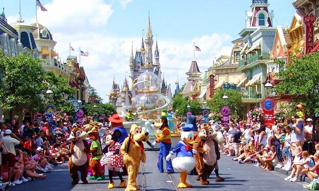 ¿Cuáles son los parques de Disney Orlando?