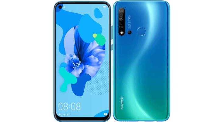Harga Huawei Nova 5i dan Spesifikasi