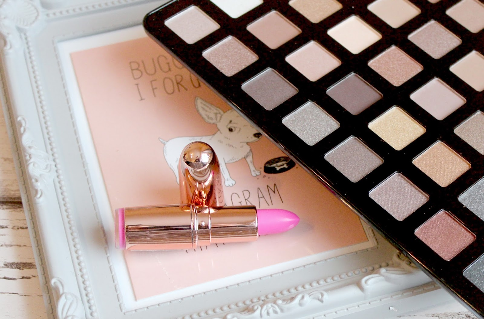 copper-garden-beauty-blogger-makeup-revolution-haul