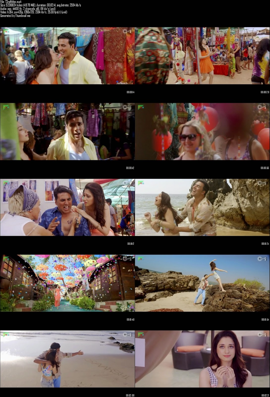 Mediafire Resumable Download Link For Video Song Tera Naam Doon - It's Entertainment (2014)