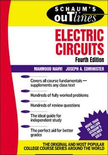 تحميل سلسلة ملخصات شوم في الكهرباء pdf، Download Schaum's Outline Electric Circuits، سلسلة شوم في الدوائر الكهربائية ، سلسلة ملخصات شوم إيزي في الفيزياء بروابط مباشر مجانا