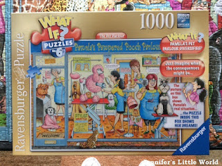 What if? Pet Parlour jigsaw from Ravensburger review
