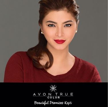 Angel Locsin Has Been The Queen Of Avon Philippines For 14 Years Now!