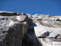 the crux of the north face