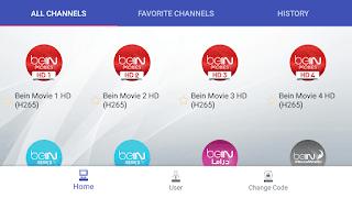 قناة بي إن سبور لأفلام