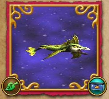 Dragonfly Fish