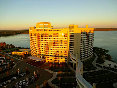 Bay Lake Tower Disney Contemporary