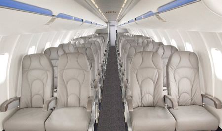 Airlines Bombardier Crj900 Interior