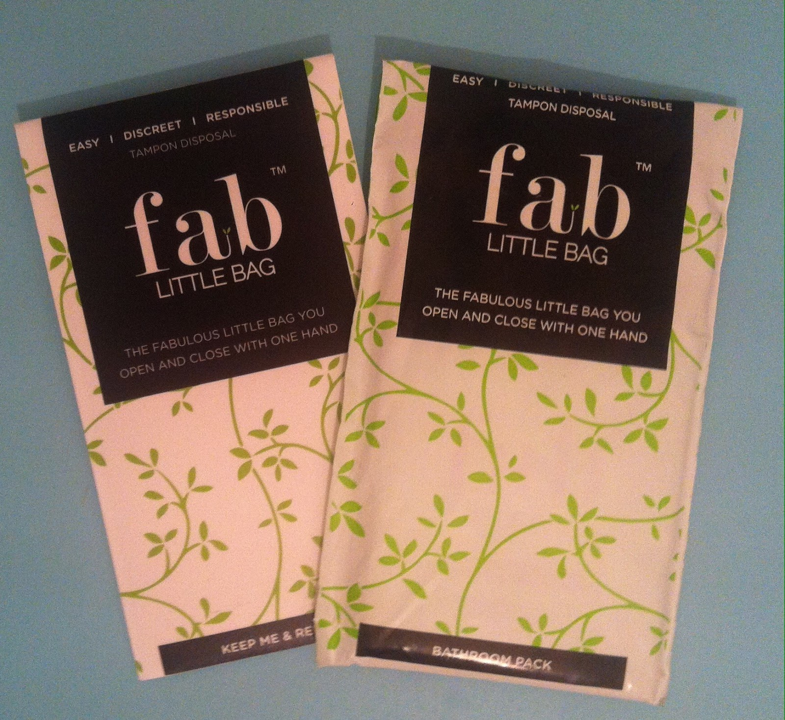 Fablittlebag Is A New Small Bag To Finally Provide Women And S With The Opportunity Dispose Of Their Tampons In Discreet Hygienic Easy Way