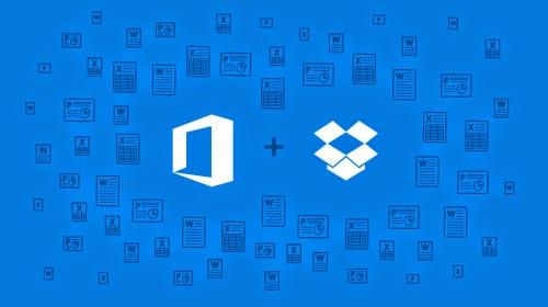 Dropbox App也能編輯微軟Office文書檔案