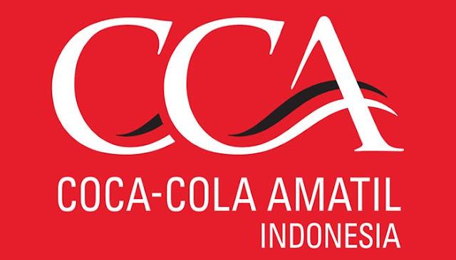 Coca-cola Amatil Indonesia Buka Lowongan Kerja Bagian Operator Produksi (Tamatan SMA/SMK/Setara/D3/S1)