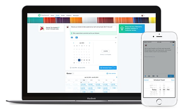 Twitter Dashboard app arrives on iOS and Desktop