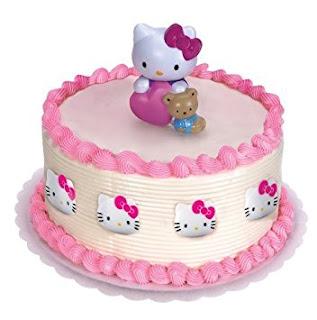 Gambar Kue Hello Kitty yang Lucu 3