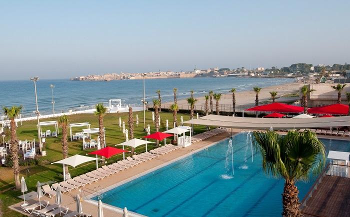 מלון רימונים חוף התמרים