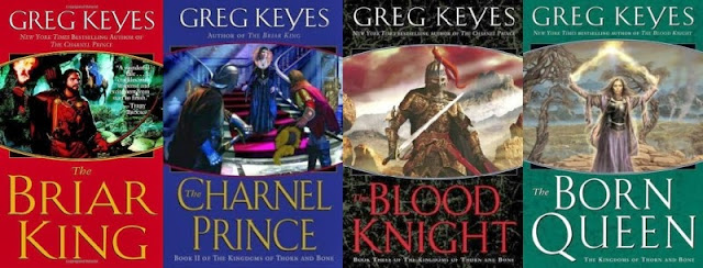 Kingdoms of Thorn and Bone by Greg Keyes