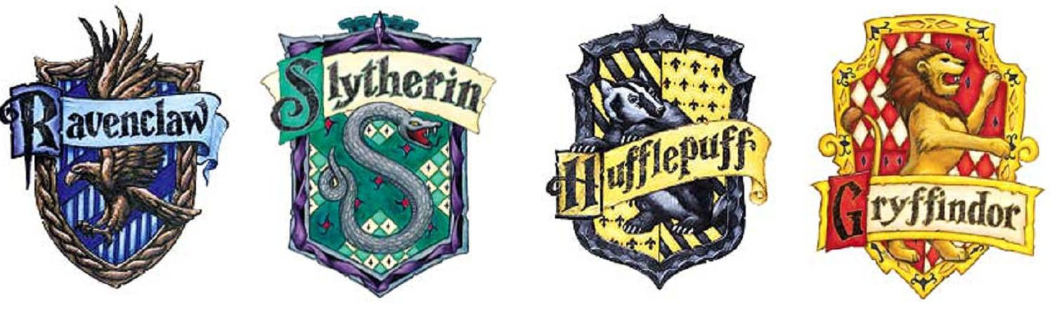 Image result for harry potter houses points
