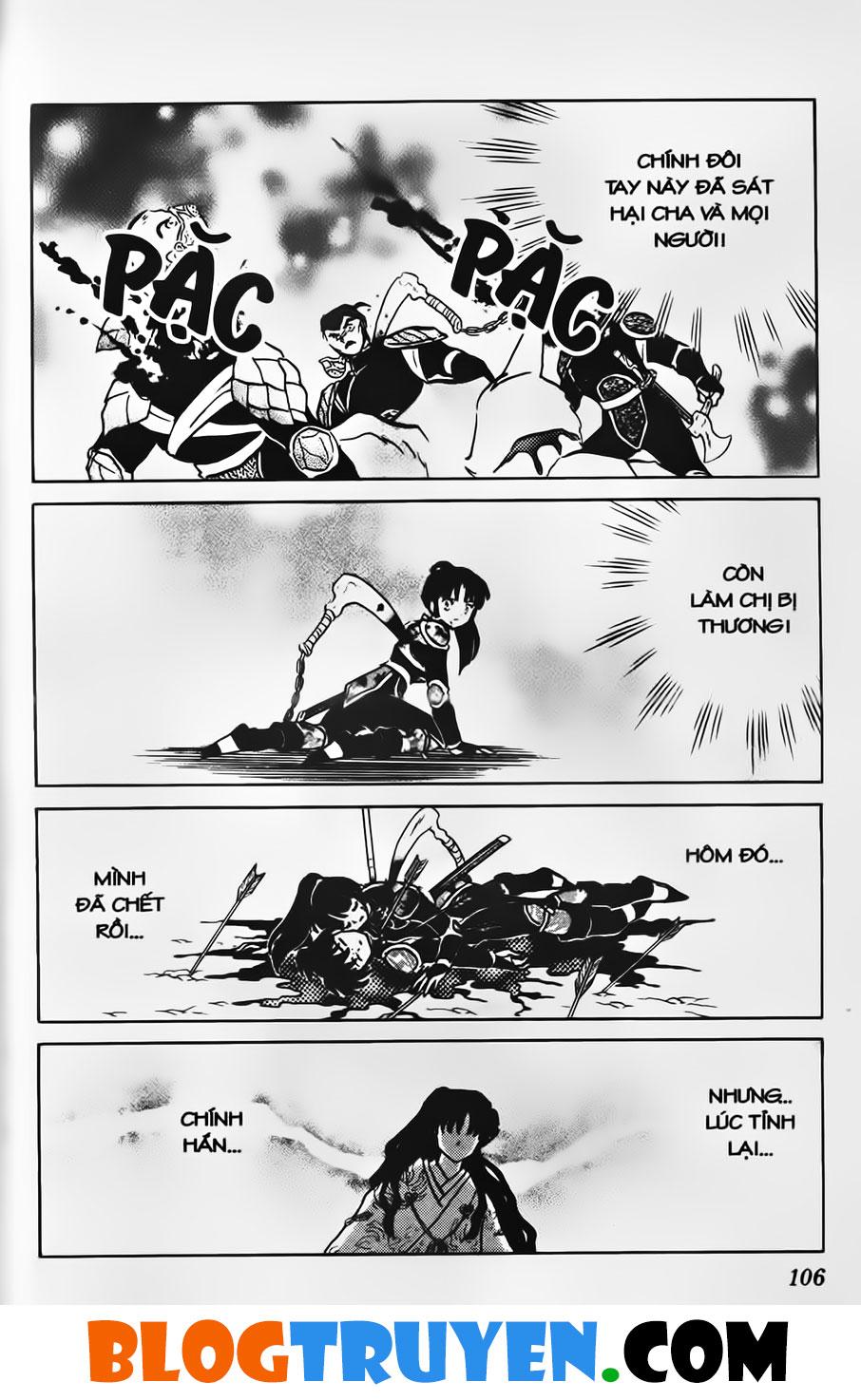 Inuyasha vol 32.6 trang 13