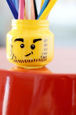 Bote lego