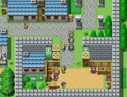 Game Petualangan RPG PC Legionwood 2