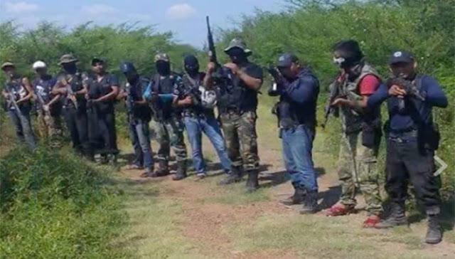 """Ya estamos aquí, venimos a trabajar y romperles la madre a los zetas"""": Así iniciaron operaciones el CJNG en Veracruz."""