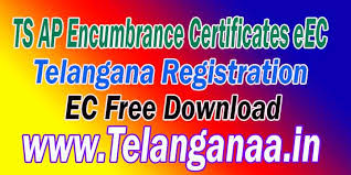 Telangana TS EC Encumbrance Download Registration Records Documents