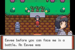 pokemon adventure red chapter screenshot 2
