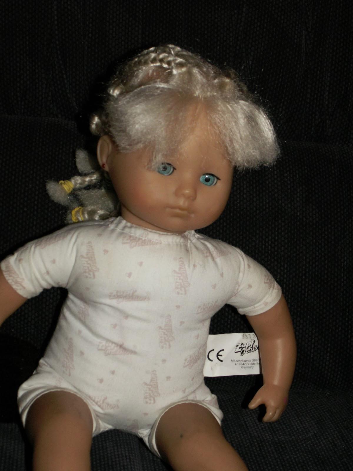 dei di Zapf della bambola salvataggio Twistertentativo capelli Needle rdCexoWB
