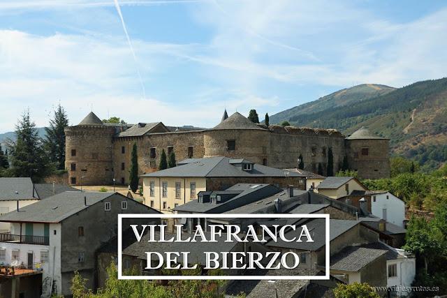 Villafranca del Bierzo, la pequeña Compostela