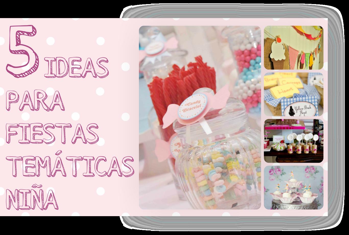 Partty fiestas tem ticas y decoraci n para fiestas 5 - Ideas fiestas tematicas ...