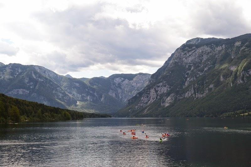 Bohinj, Lac, Slovénie, Voyage, Europe