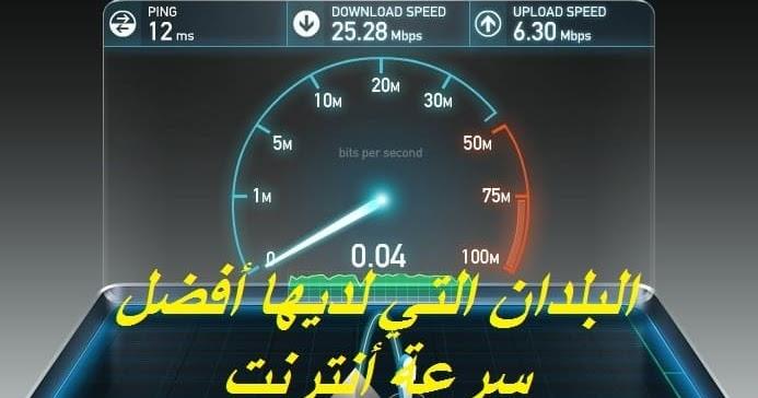 سرعة تحميل 2 ميجا