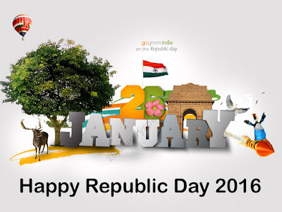 Happy Republic Day English SMS