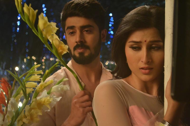 Askhay Mhatre and Sheen Dass in Zee TV's Piyaa Albela