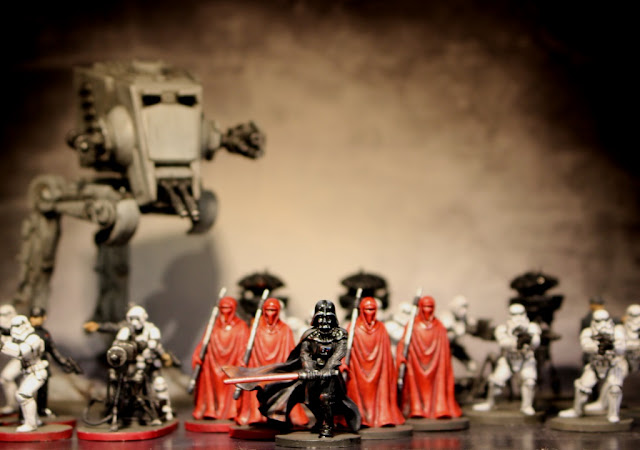 The Imperial Forces of Star Wars Imperial Assault