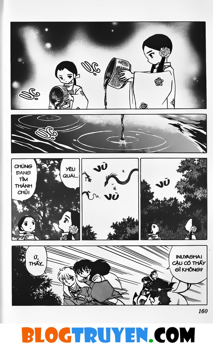 Inuyasha vol 31.9 trang 11