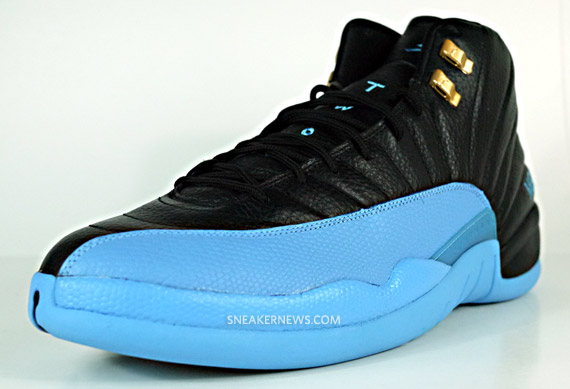 finest selection 8e1b6 bb9a7 Air Jordan XII – Carmelo Anthony Nuggets Away PE Sneaker