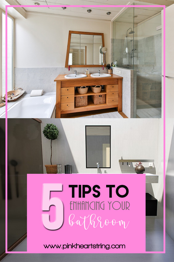 Tips to Enhancing Your Bathroom in 2018