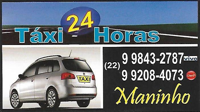Maninho - taxista em Itaperuna