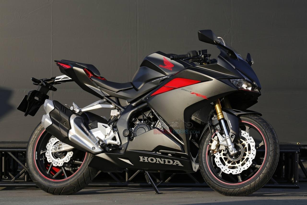 Honda All new CBR250RR