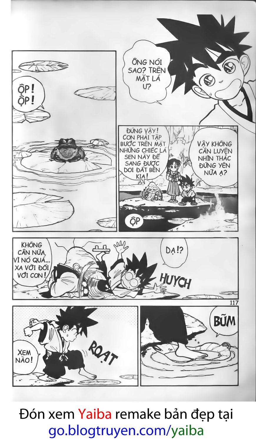 Yaiba chap 16 trang 6