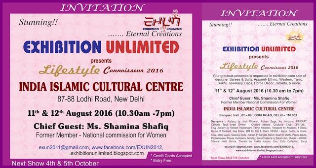 Noida Diary: Lifestyle Connoisseur Rakhi Show at IICC