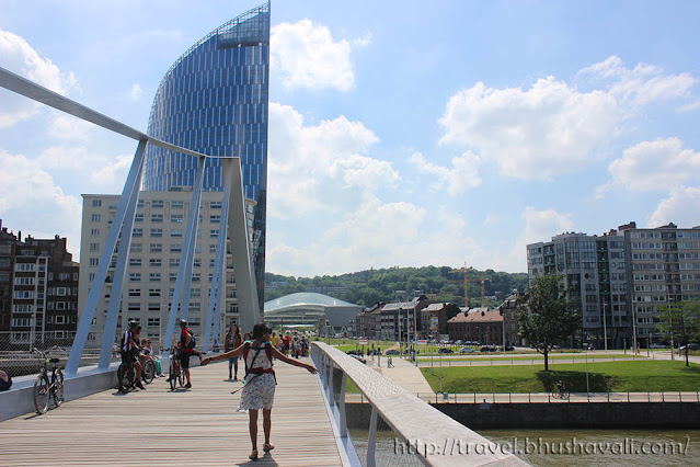 Places to visit in Liege
