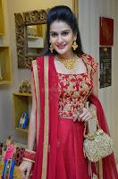 Jenny Honey in Stunning Dark Red Anarkali Dress at Splurge   Divalicious curtain raiser ~ Exclusive Celebrities Galleries 021.JPG