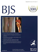 Image of British Journal of Surgery