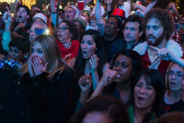 Tráiler español de la gamberra 'Fiesta de empresa' con Jennifer Aniston y Jason Bateman