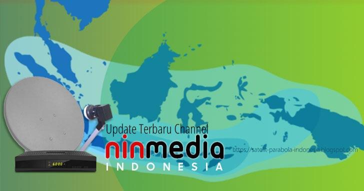 Daftar Channel Ninmedia Terbaru 2019