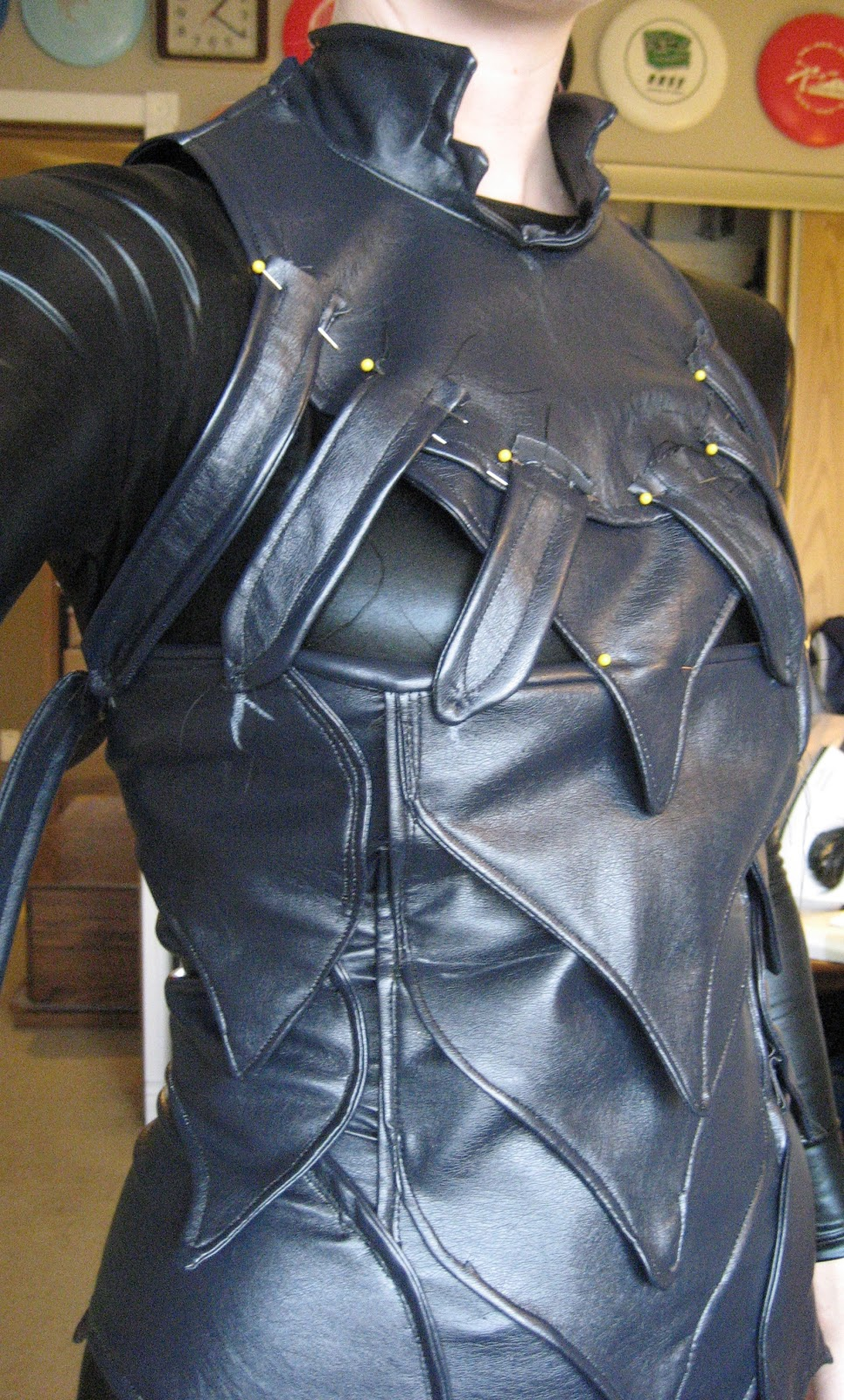 Beebichu S Costume Creations How To Make Skyrim Armor