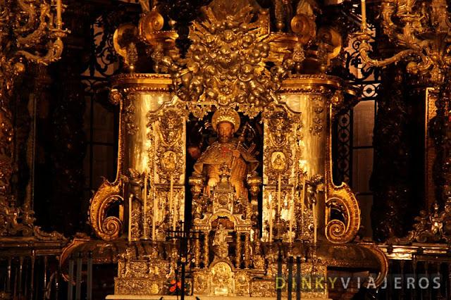 Catedral de Santiago de Compostela. Altar Mayor