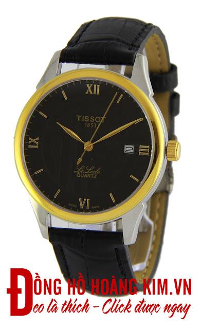 Đồng hồ nam dây da tissot bán chạy tại Hà Nội