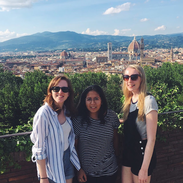Instagram, Instagram Catch Up, Florence, Italy, Forte di Belvedere, Travel